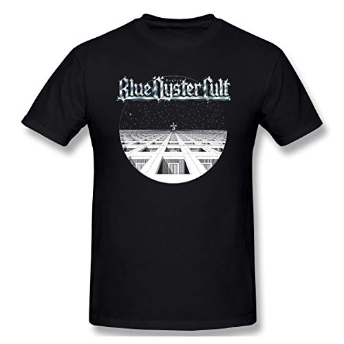 DoerKain Blue Oyster Cult Men's Tee Fashion T-Shirt