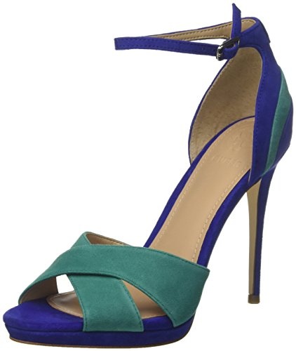 Gætte Dame Fodtøj Kjole Sandal Plateaupumps Verde (grøn) 3kZEZxcVB