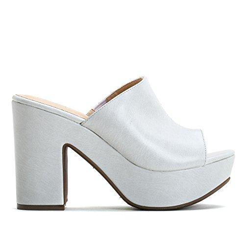 Scarpe Donna Sabot Obsel By Grigio amp;scarpe qw4n05v