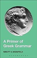 Primer Of Greek
