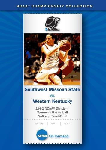 1992 NCAA(r) Division I Women's Basketball National Semi-Final - Southwest Missouri State vs. Western K by NCAA On Demand