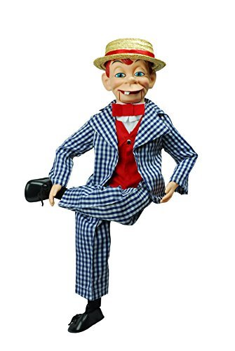 Mortimer Snerd, Famous Ventriloquist Doll, Who Acts Dumb. Created by Edgar Bergen for His Radio Show in the 30's & 40's. BONUS E-Book 'How to Be a Ventriloquist'