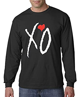New Way 189 - Unisex Long-Sleeve T-Shirt XO The Weeknd