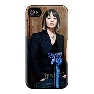 Excellent Hard Phone Cases For Iphone 4/4s With Provide Private Custom Colorful Michael Stipe Series AlissaDubois