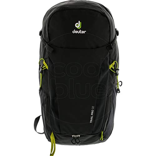 Deuter Trail Pro 32 Backpacking Backpack, Black/Graphite, used for sale  Delivered anywhere in Canada
