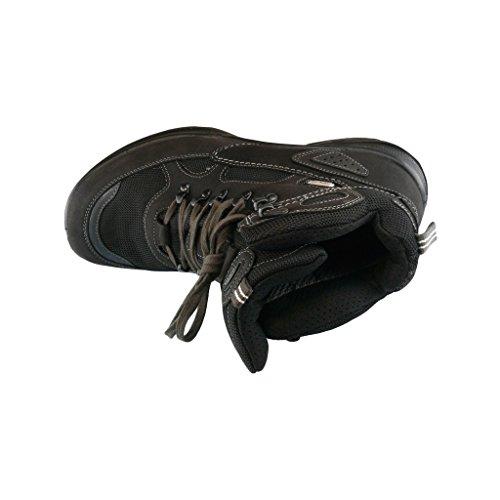 Jomos Stiefel Panorama schwarz Größe 042