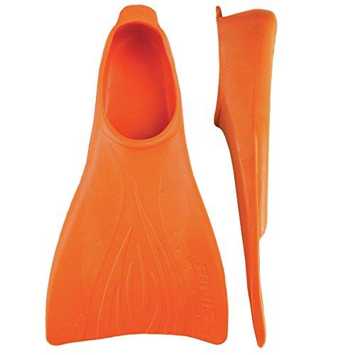 - FINIS Booster Fins (Jr 11-1, Orange)