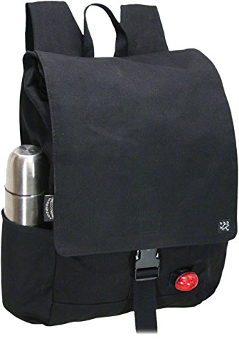 Banjo Brothers 05009 Canvas Commuter Backpack, Medium