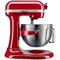 KitchenAid 6-Quart Bowl-Lift Professional Stand Mixer (Empire Red)