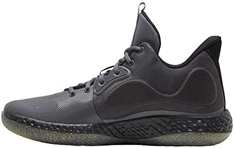 Nike Herren KD Trey 5 VII Basketballschuhe, Dark Grey/Black/Club Gold/Metallic Gold