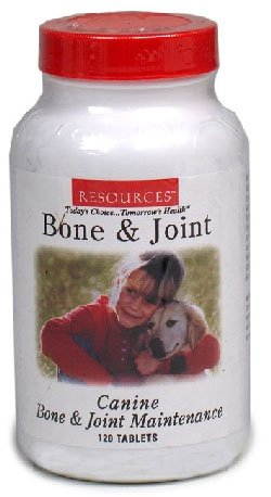 RESOURCES Bone and Joint Maintenance for CANINE (120 Tablets), My Pet Supplies