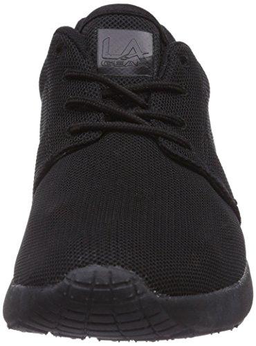Homme Gear black La Sunrise Noir black 20 Schwarz Baskets Mode I6wUngp