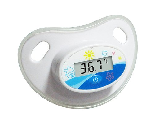 CAMRY Thermometer Electronic White and Blue, Multicolour, One ()