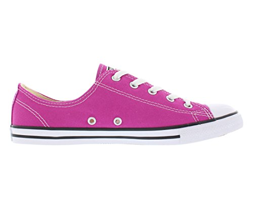 Converse Chuck Taylor All Star Dainty Mint Julep Textile Trainers 551514F-PLASTIC PINK