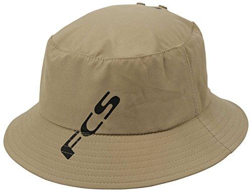 FCS Wet Bucket Surf Hat - Sand - M e2270cf73f6f