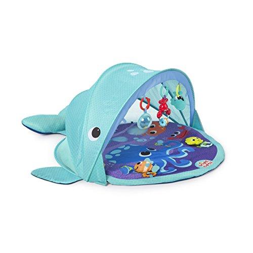 Go Playmat - Explore & Go Whale Gym