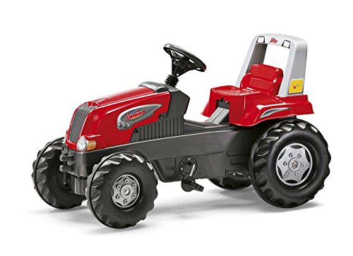 rolly toys Junior RT Tractor, Red by rolly toys