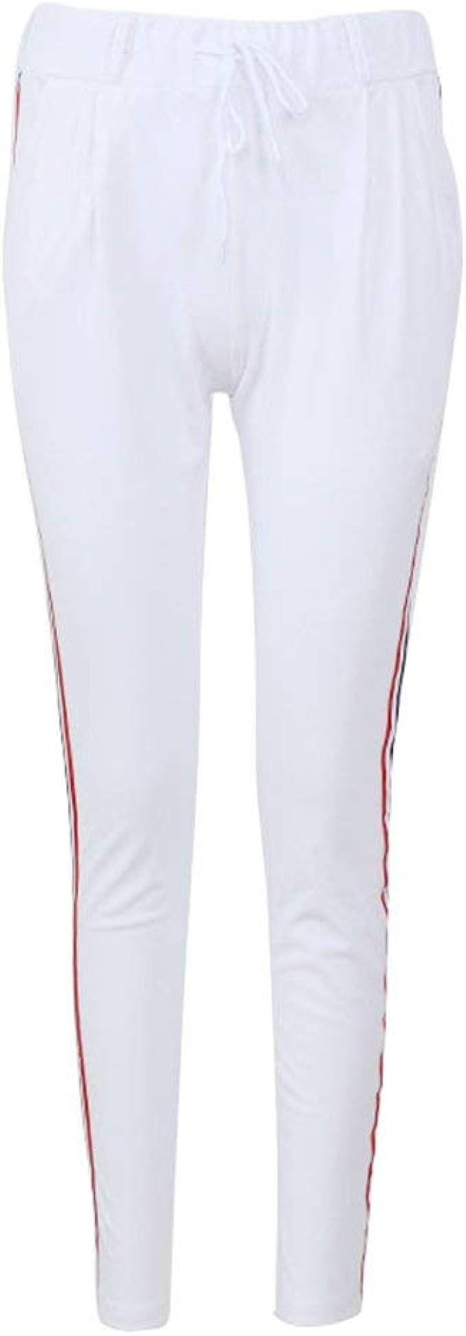 Pantalones De Chándal De Pantalones Jersey De Mujer Pantalones De ...