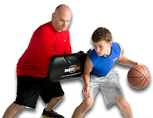 HoopsKing Basketball Toughness Training Pad, Blocking Shield, Football (Forearm Shiver Pad)