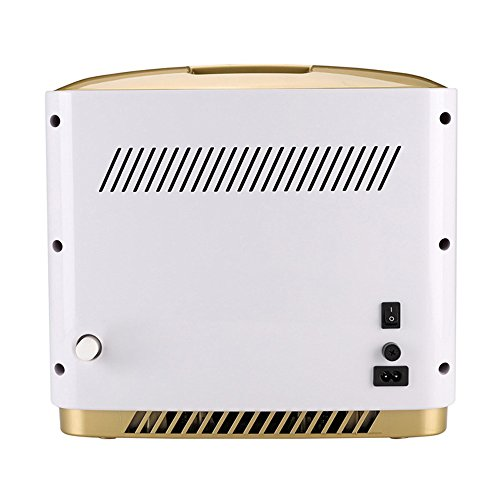 Zorvo Portable Oxygen Concentrator Generators Household Oxygen Machine Home Oxygen Concentrator Generator Air Purifier Home Air Purifier 1-6L/min Flow AC 110V by Zorvo (Image #2)