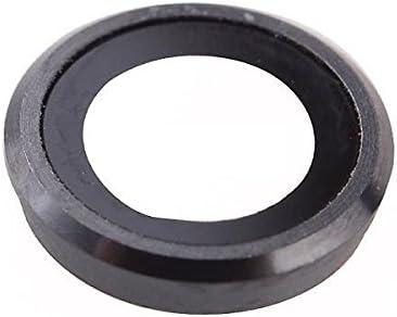 01e20c863 BisLinks® Cristal cámara Cubierta de Lente Anillo Negro para iPhone 6 y 6s 4,7