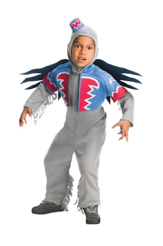 [Wizard of Oz Deluxe Winged Monkey Costume, Medium (75th Anniversary Edition)] (Monkey Costumes Child)