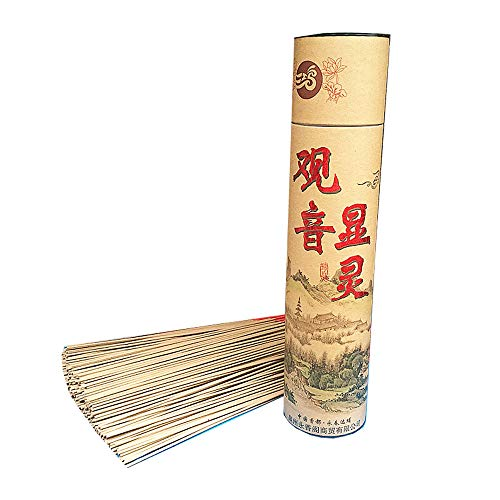 ZeeStar Chinese Joss Sticks Unscented Incense for Worship/Chinese Bhuddhist Smokeless Scented Incense Joss Sticks 13