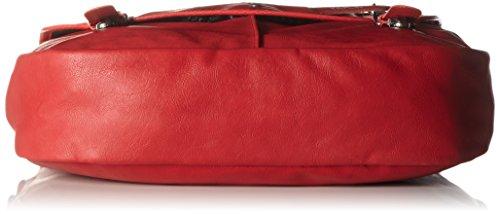 IKKS Borsa a spalla, rosso (Rosso) - I4RLO-BES-RG