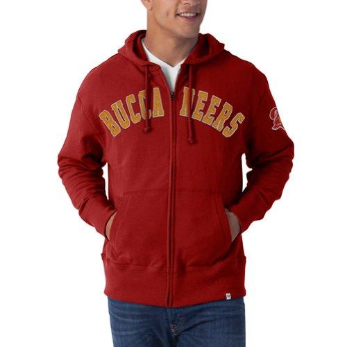 Tampa Bay Buccaneers Rocks (NFL Tampa Bay Buccaneers Men's Striker Full Zip Jacket, Medium, Rescue Red)