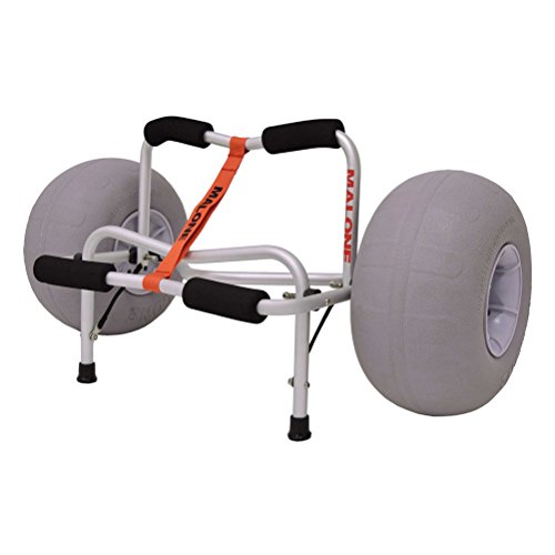 Malone Clipper Deluxe Universal Cart with Beach Wheels for $<!--$152.95-->