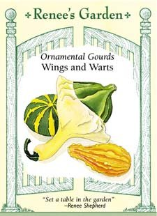 - Gourds, Specialty, Wings & Warts