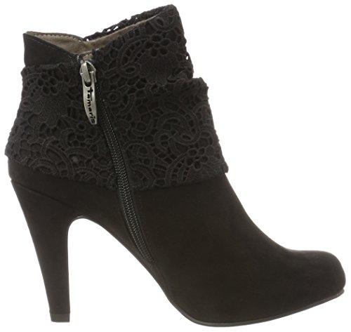 25324 Classiques Noir Femme black Bottes 001 Tamaris vqTdZEv
