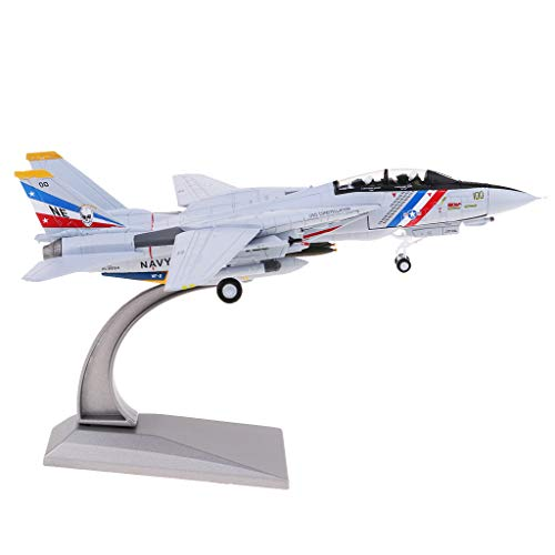 Used, Fityle 1/100 Scale F-14 Tomcat Fighter Diecast Alloy for sale  Delivered anywhere in USA