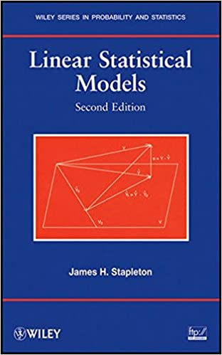 Amazon linear statistical models 9780470231463 james h linear statistical models 2nd edition fandeluxe Gallery