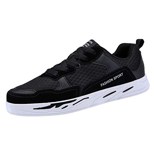 Women's Fashion Air Cushion Sports Shoes Non-Slip Wear Sneakers Breathable Flat Shoes