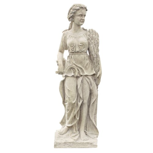 The Four Goddesses of the Seasons Statue: Summer (Statue Only)