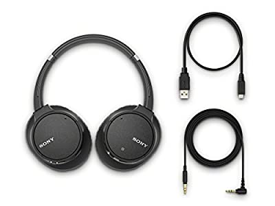 Sony Wireless Bluetooth Noise Cancelling Headphones - Certified Refurbished
