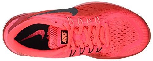 Multicolore da Red Donna 600 Trail Solar RN University Red Black Running NIKE 2017 Scarpe Flex vqF8IF