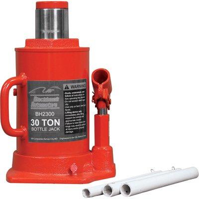 Blackhawk BH2300 Bottle Jack 30 Ton Hydraulic
