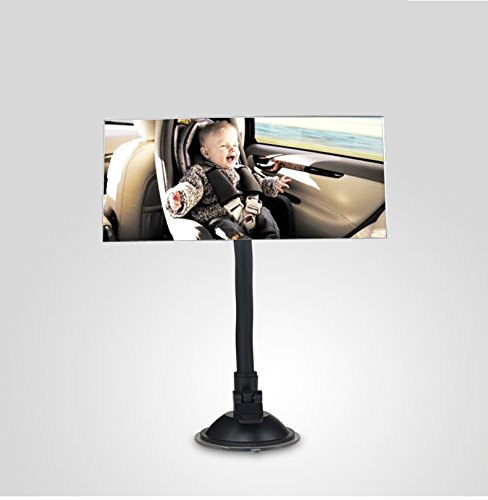 Square Baby Car Mirror Ampper 360 161 227 Rotate Adjustabe
