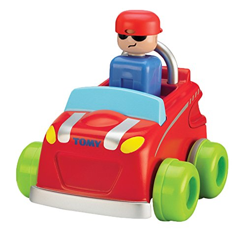 Tomy Push & Go Car from TOMY