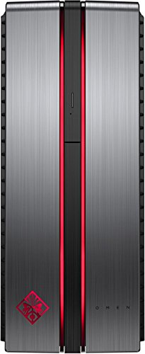 Price comparison product image HP OMEN 870-244 Desktop Computer Intel Core i7 16GB Memory NVIDIA GeForce GTX 1070 1TB Hard Drive