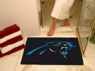 Fanmats Carolina Panthers Team All-Star Mat