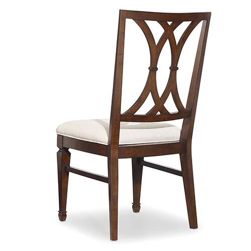 Hooker Furniture Palisade Splat Back Dining Chair in Walnut by Hooker Furniture