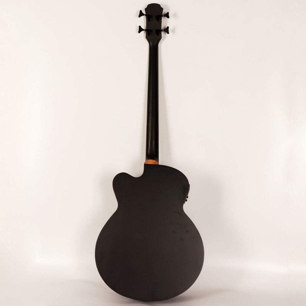 ABMBERTK , Guitarra Profesional sin trastes, bajo acústico ...