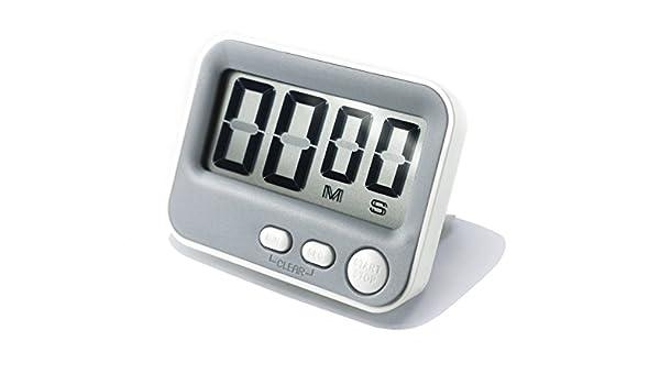 leisurelife Digital temporizador de cocina. Countup/cuenta ...