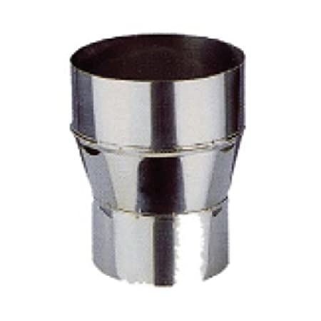 ISOTIP-JONCOUX 044310 R/éduction Poly feu Alu Diam/ètre 125//111