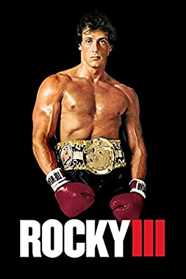 Rocky Balboa Poster (18 x 24 Inches) By A-ONE POSTERS