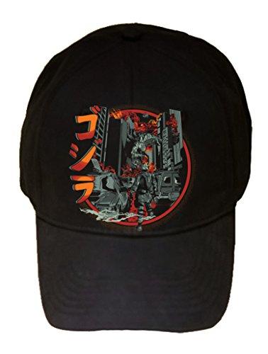 """Path of Destruction"" Classic Movie Monster Parody - 100% Cotton Adjustable Hat"