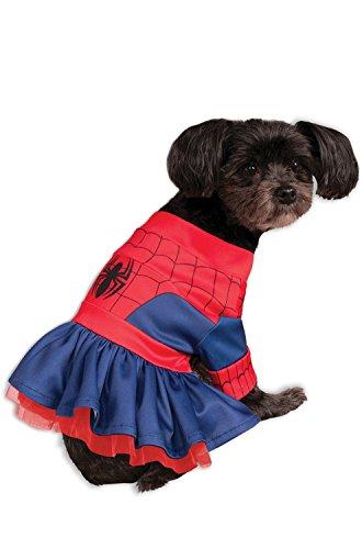 Rubie's Marvel Universe Spider-Girl Pet Costume, Large -